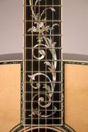 Santa Cruz Guitar featuring Tree of Life inlay.